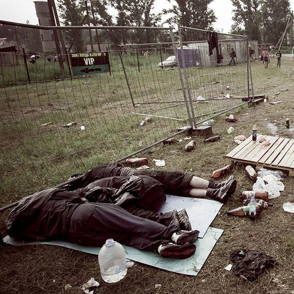 """Фестиваль """"Нашествие-2008"""". Часть 2 (40 фото)"""