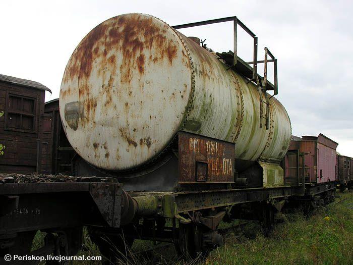 Паровозы, вагоны, загадки... (35 фото + текст)