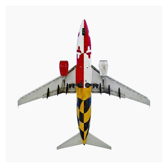 Непривычный взгляд на самолеты (26 фото)