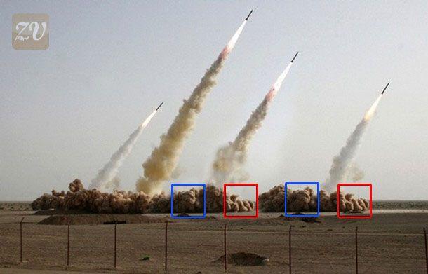 Никакой политикой тут и не пахнет. Самый обычный фотошоп из Ирана (5 фото)