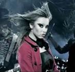 Она рокабилли герл! В голове ее рок-н-ролл!