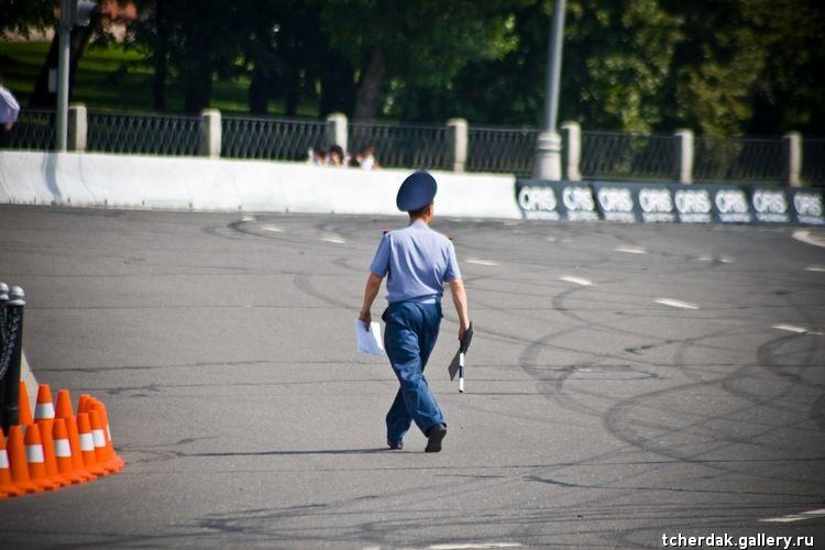 Автошоу Moscow City Racing (119 фото)
