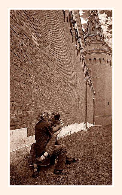 Москва для поцелуев (95 фото)