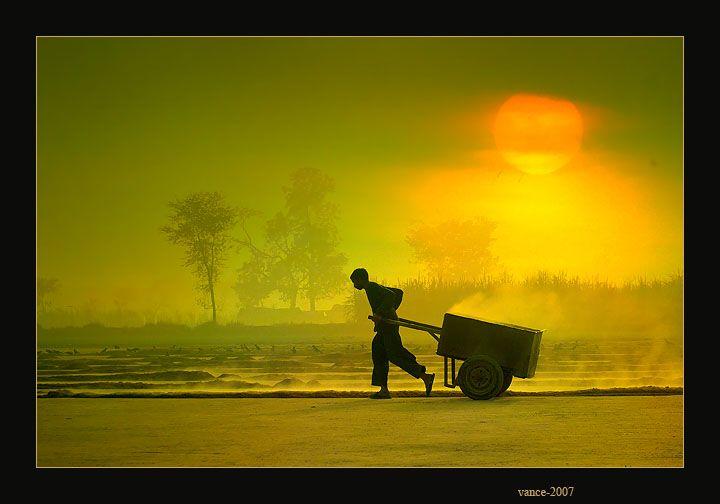Где-то в Азии (79 фото)