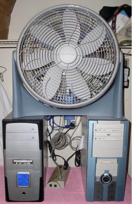 Что делать, если перегревается компьютер (15 фото)