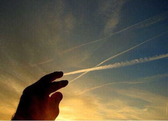 Играющее небо (59 фото)