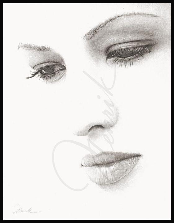 Искусство рисовать карандашом (31 фото)