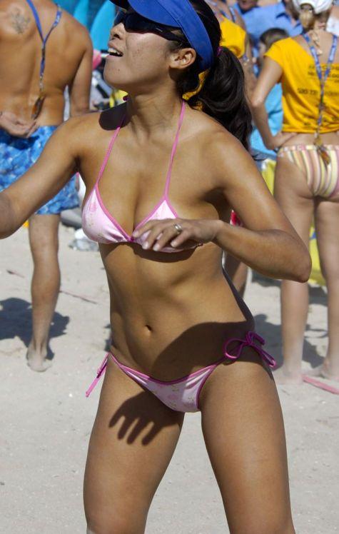 Ух! Какая прелесть этот женский волейбол (75 фото)