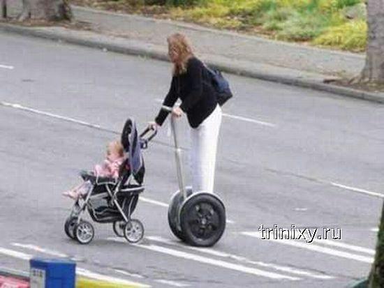 С детьми так нельзя! (29 фото)