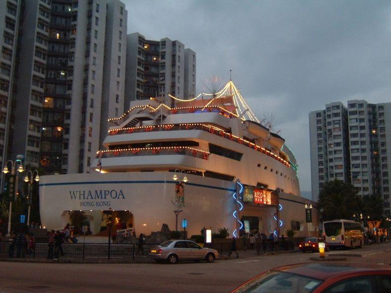 Ресторанная гигантомания в Китае (14 фото)
