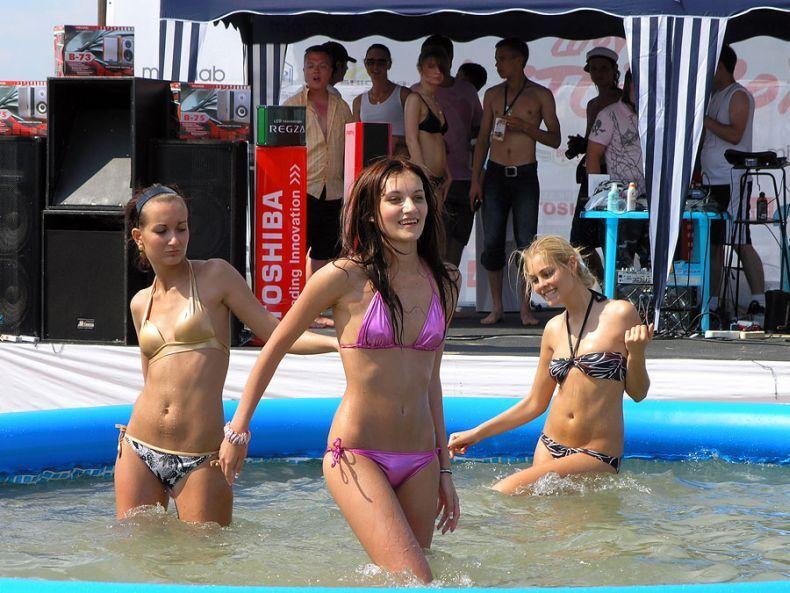 Девушки на Автоэкзотика-2008. Финальная часть (29 фото) Осторожно, есть НЮ!