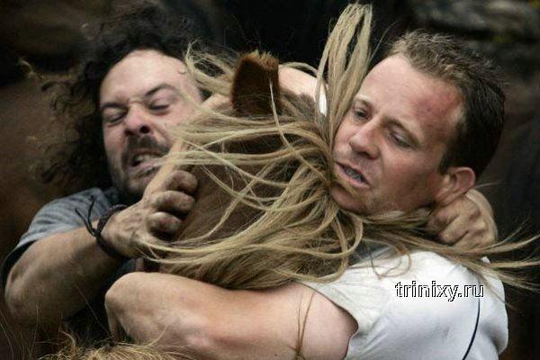 Необычный фестиваль в Испании (19 фото)