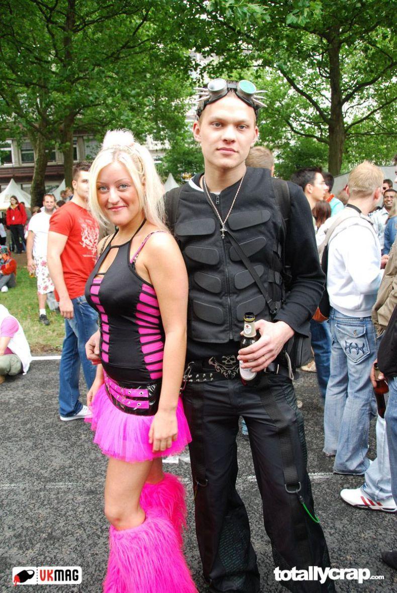 Парад любви 2008 в Германии (48 фото)