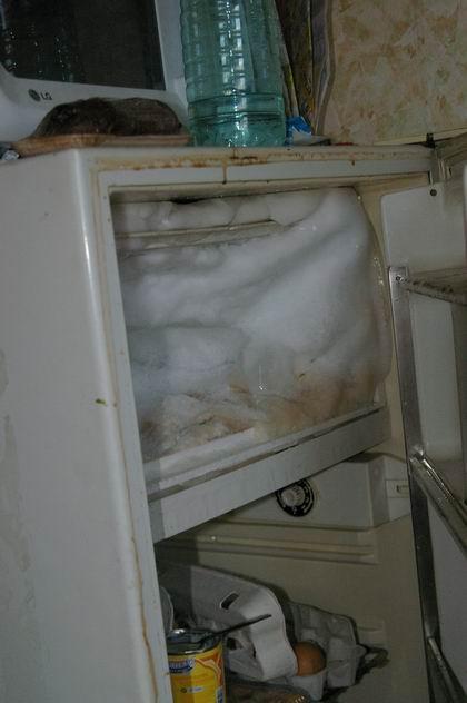 Квартира в опасности (5 фото)