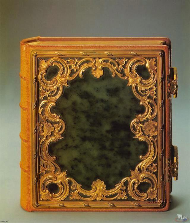 Ювелирные изделия от Фаберже (53 фото)
