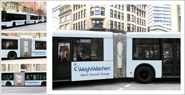 Движущийся рекламный носитель (30 фото)