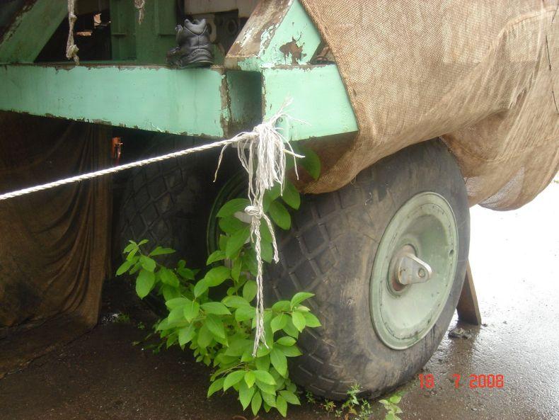 Буран в Тушино (17 фото)