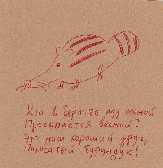О животных в стихах (9 фото)