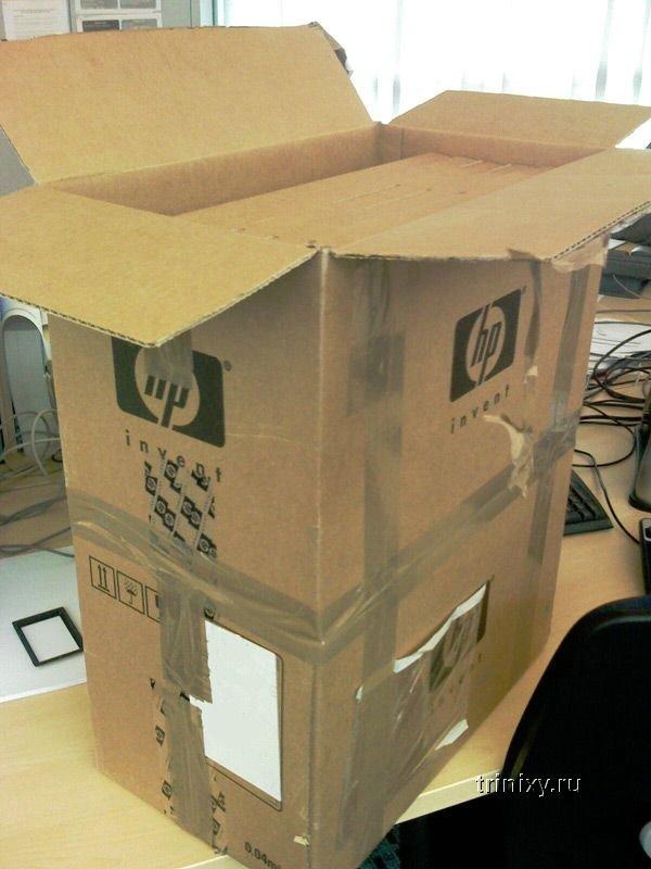 И снова о доставке товаров (3 фото)