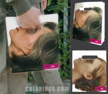 Креативная реклама на сумках и пакетах (41 фото + текст)