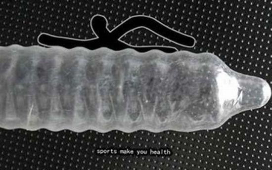 Спортсмены, предохраняйтесь (5 фото)