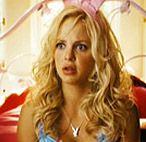 Сексуальная блондиночка в главной роли