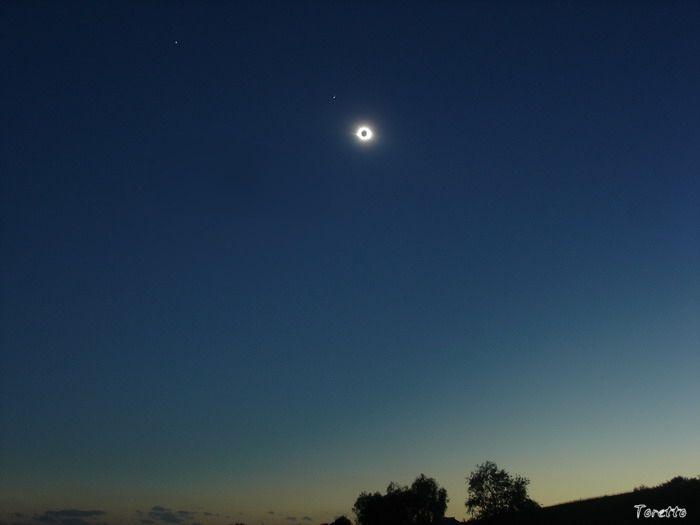Солнечное затмение 2008 (23 фото + видео)