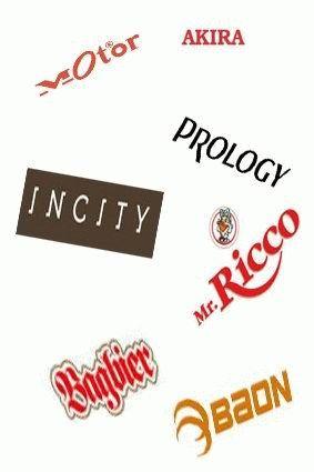 Дешевый трюк или русские иностранные бренды (21 логотип + текст)
