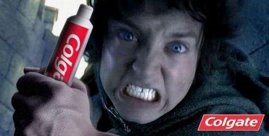 Если бы в фильмах была реклама товаров (27 фото)