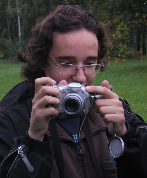 С обратной стороны объектива (109 фото)