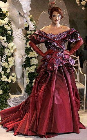 Самые дорогие платья в течение мире (19 фото + текст)
