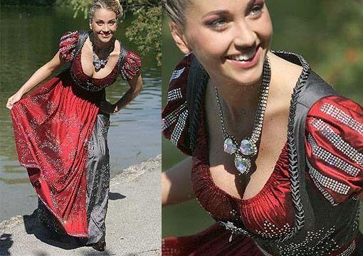 """Фото 18,  """"Самые дорогие в мире платья (19 фотографий) """""""