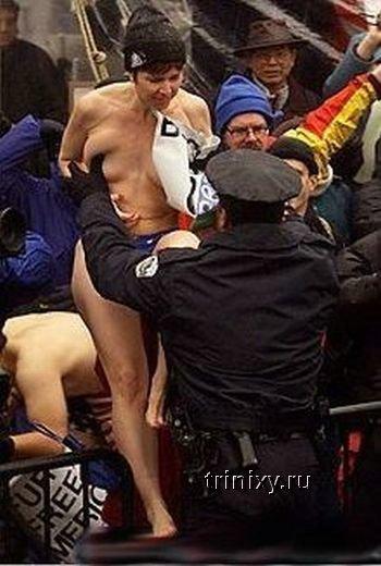 Люди, которые протестуют (67 фото) НЮ