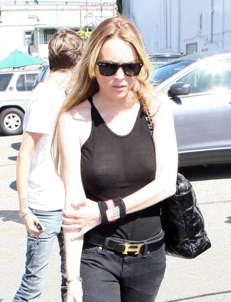 Линдсэй Лохан (Lindsay Lohan) (12 фото)