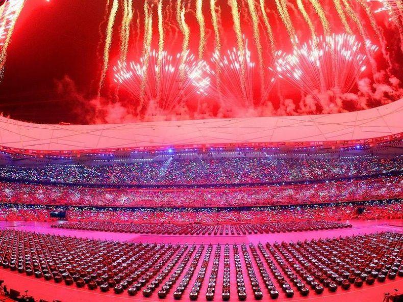 Открытие 29-й летней Олимпиады в Пекине (74 фото)