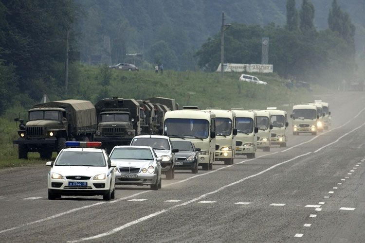 Война в Южной Осетии (71 фото)