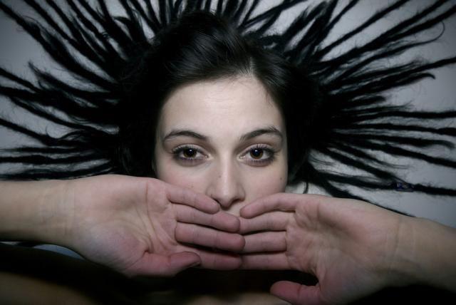 Женские образы и их эмоции (45 фото)