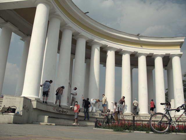 Одессу захлестнула новая волна стрит-арта (36 фото + видео)