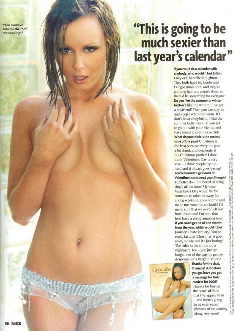 Сексуальный календарь на 2009-й год (13 фото)
