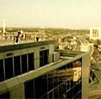 Тусовка на крыше