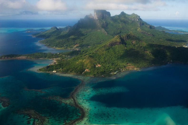 Небольшое путешествие по Французской Полинезии (21 фото)