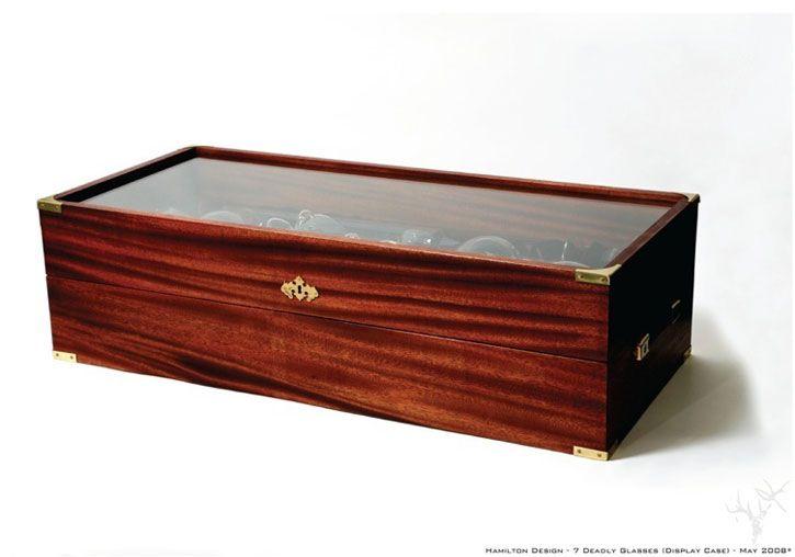 Семь смертельных грехов - семь бокалов (9 фото)