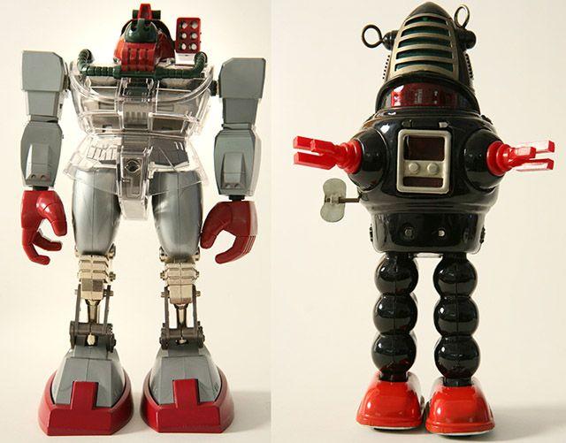 Как сделать своего боевого робота 355
