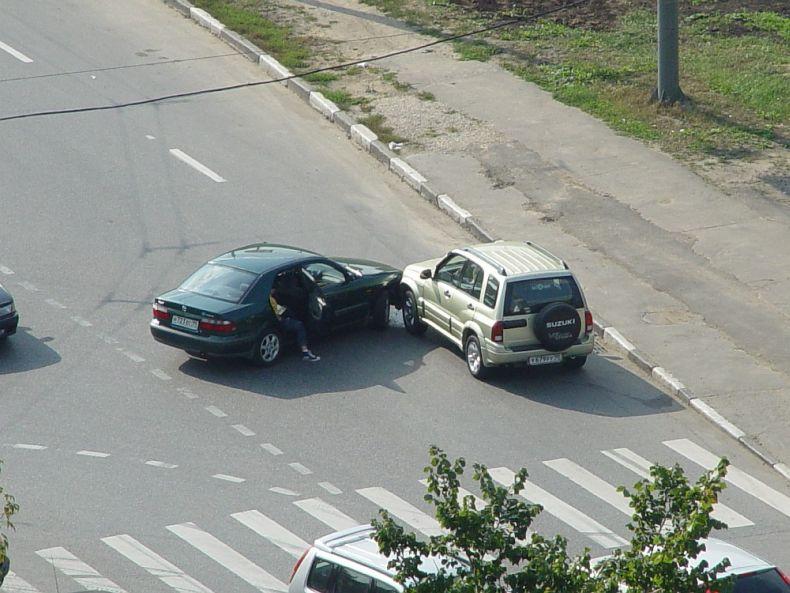 Опасный перекресток (20 фото)