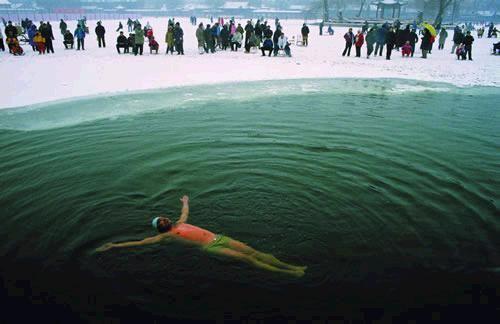 За кулисами Олимпиады (75 фото)