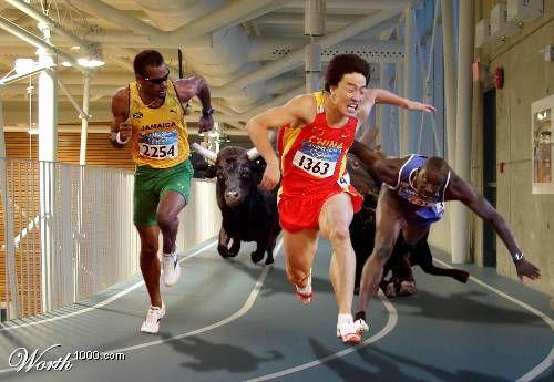 Жестокие Олимпийские игры (51 фото)