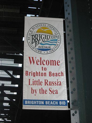На Брайтон-Бич опять идут дожди... (37 фото)