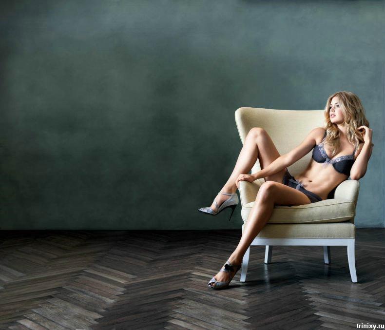 Адриана Лима и Доутсен Круз (Adriana Lima and Doutzen Kroes) (11 фото)