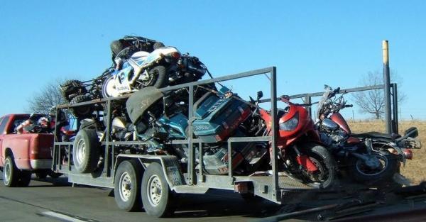 Пособие по перевозке грузов (5 фото)