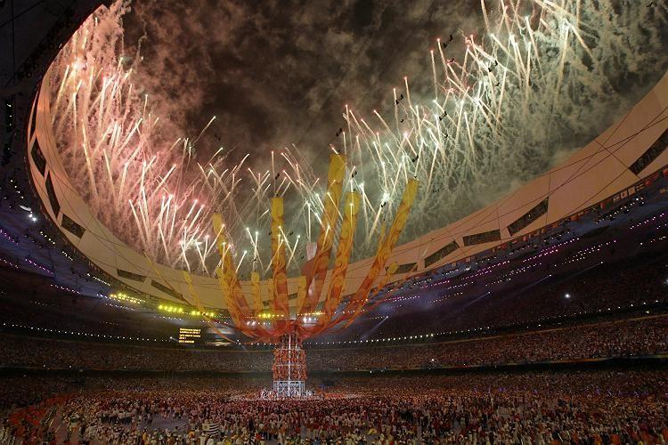 Закрытие 29-й летней Олимпиады в Пекине (29 фото)